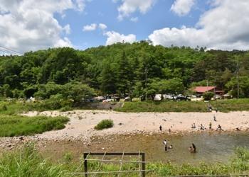 Iwakura campground